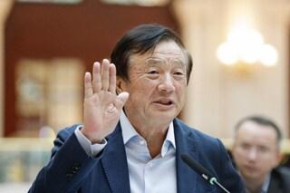 """Huawei, parla il CEO: """"Il Governo Cinese non risponda a tono, sarei il primo a protestare"""""""