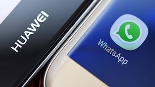 No, WhatsApp non sarà bandito sui dispositivi di Huawei e Honor