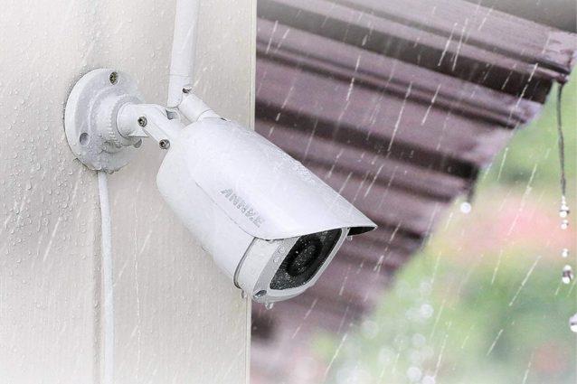 kit telecamere di videosorveglianza