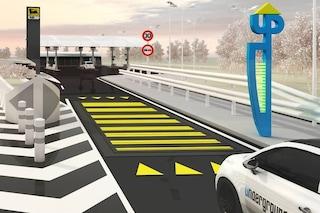 Strisce stradali trasformano la frenata in energia elettrica: l'idea italiana