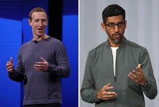 Mentre Facebook usa la privacy per farsi pubblicità, Google la sta costruendo