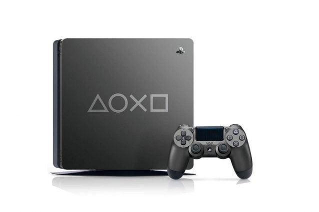 PS4 Days of Play edizione limitata
