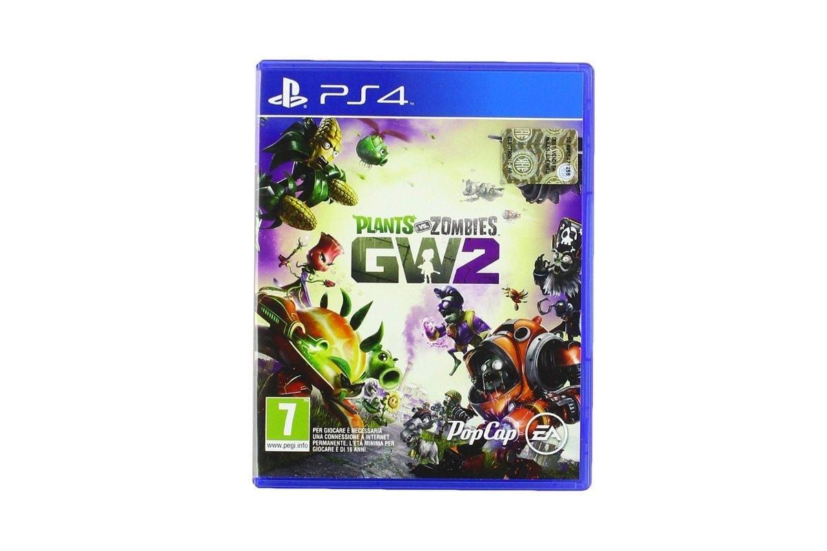 Plants vs Zombies: Garden Warfare 2 ps4