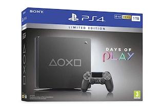 PlayStation Days of Play 2019: tutti gli sconti e la PS4 in edizione limitata
