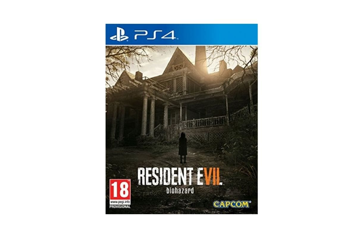 Resident Evil VII: Biohazard ps4