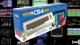 Rinasce (ancora) il Commodore 64, questa volta a grandezza naturale e con tastiera funzionante