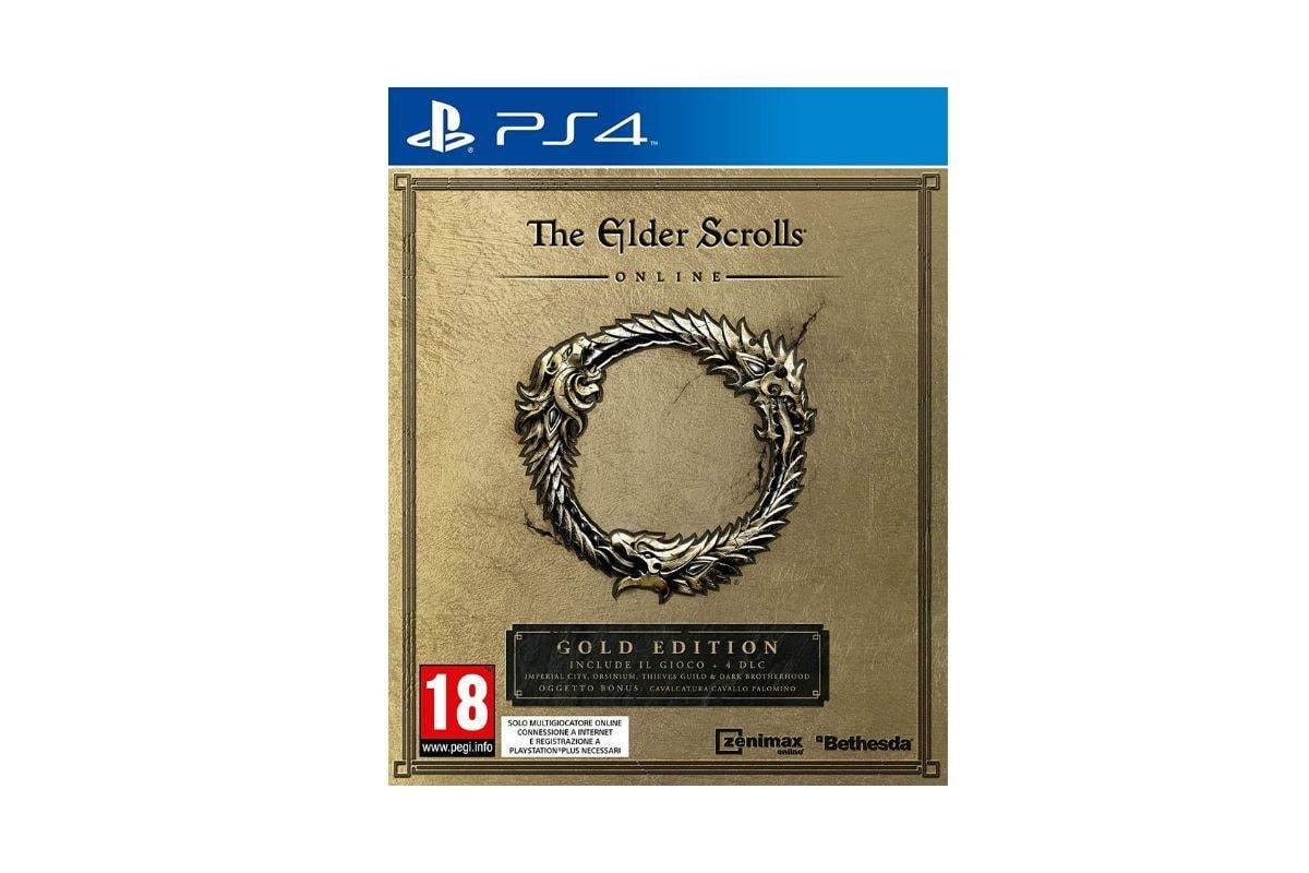 The Elder Scrolls: Online ps4