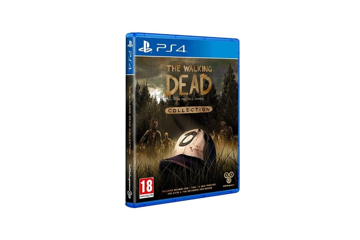 The Walking Dead Collection: The Telltale Series ps4