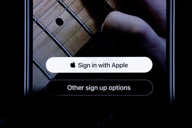 Sign in with Apple è pensato per proteggere gli utenti dagli
