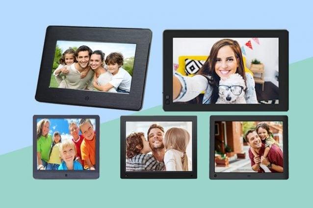 Cornici Digitali Con Usb.Le Migliori Cornici Digitali