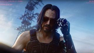 Cyberpunk 2077 ha una data d'uscita (e c'è Keanu Reeves)