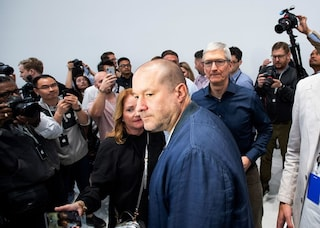 Jony Ive: dietro all'addio ad Apple c'è il disinteresse di Tim Cook per il design