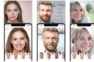 """FaceApp, arriva il nuovo filtro """"Cool Old"""" che invecchia meno"""