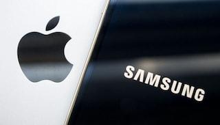 Apple, ricavi sopra le aspettative: gli utili di Samsung crollano di oltre il 50%