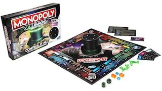 Ecco il Monopoly senza contanti: al posto dei soldi si usa l'assistente vocale