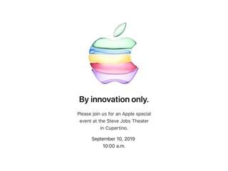 iPhone 11, Apple svela data ed evento di presentazione