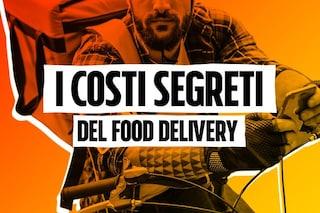 Quanto pagano i ristoranti italiani per il food delivery via app