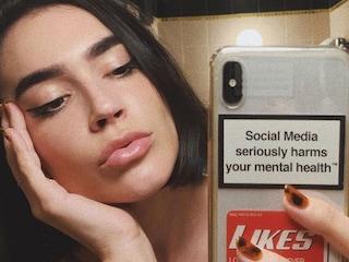 """""""Nuoce gravemente alla salute mentale"""": l'avvertenza che sta apparendo nei post su Instagram"""