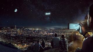 Questa startup russa vuole mettere insegne pubblicitarie nello spazio