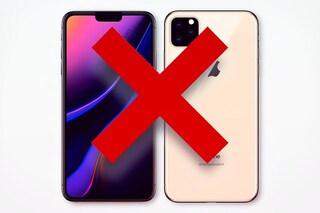 iPhone 11, il design potrebbe essere diverso da quello anticipato dai rumor
