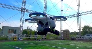 Ecco il prototipo funzionante di un'auto volante