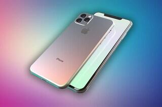 """iPhone 11: in arrivo i nuovi colori nero opaco e """"arcobaleno"""""""