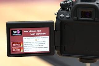 Anche le fotocamere possono essere hackerate: così gli hacker prendono in ostaggio le foto