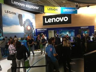 Tablet che diventano smart display, big data e PC intelligenti: le novità di lenovo a IFA 2019