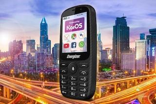 Questi smartphone da 30 euro supportano WhatsApp e Facebook