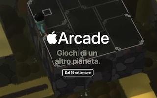 Apple Arcade arriverà in italia il 19 settembre, quanto costa e come funziona