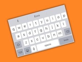 Un bug su iOS 13 rivela alle tastiere esterne tutto ciò che scrivi