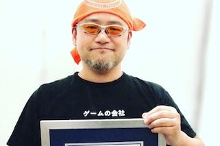 Perché lo sviluppatore di videogiochi Hideki Kamiya è entrato nel Guinnes World Record