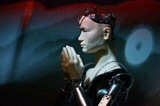 Questo prete robotico vuole riavvicinare le masse alla religione