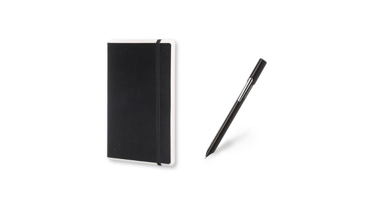 penna digitale Moleskine Smart Writing Set