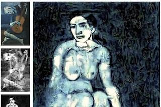 L'intelligenza artificiale ha ricostruito le opere perdute di Picasso e Van Gogh
