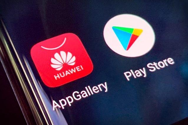 Huawei Mate 30 Google