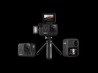 GoPro Hero 8 e la nuova GoPro Max sono dedicate a vlogger e Youtuber