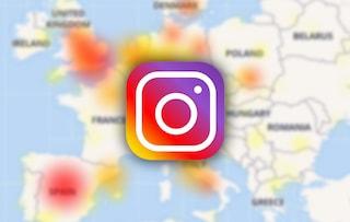 Instagram down: problemi di accesso al social in Italia