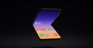 Samsung è al lavoro su uno smartphone Galaxy Fold con apertura a conchiglia