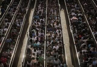 Cina, in metropolitana si accederà con il riconoscimento facciale
