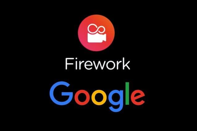 TikTok google firework