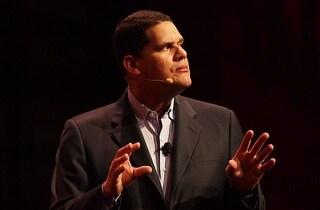 L'ex presidente di Nintendo America, Reggie Fils-Aime, è entrato nella Videogame Hall of Fame
