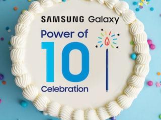 Samsung rimanda gli sconti per i 10 anni di Galaxy: troppi utenti, sito in tilt