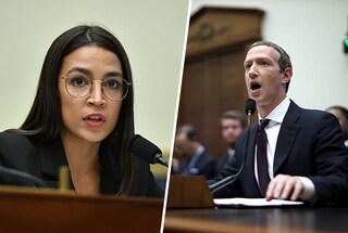 """Questa volta il Congresso ha bastonato Zuckerberg: """"Cosa stai facendo per far finire tutto questo?"""""""