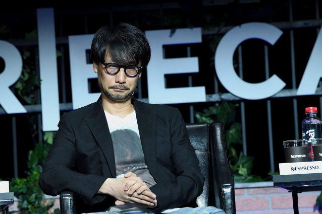 Hideo Kojima al Tribeca Film Festival