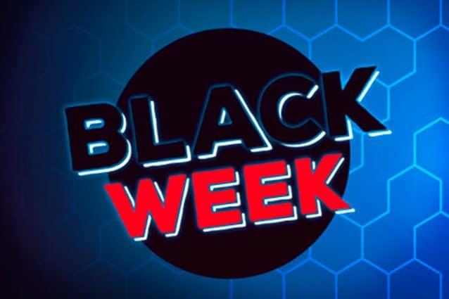 amazon black week Friday sconti elettronica smart offerte