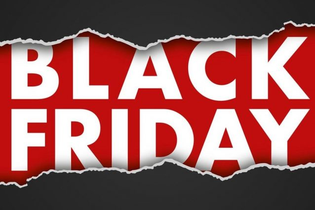 offerte Black Friday 2019 italia sconti