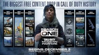 Ecco la Stagione 1 di Call of Duty Modern Warfare: tutte le novità