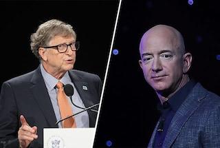 Bill Gates è (di nuovo) l'uomo più ricco del mondo: ha superato Jeff Bezos