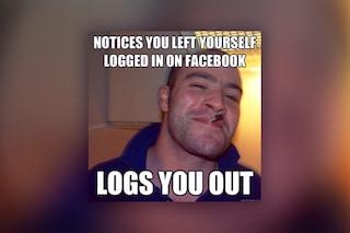 La storia di Good Guy Greg, il meme dedicato alle persone buone